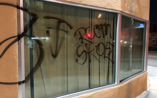Anti-Graffiti Window Films
