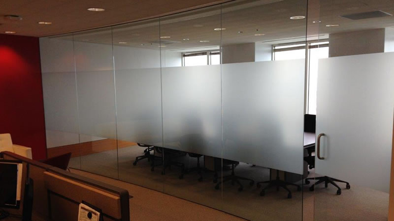 Frosted Privacy Glass Santa Monica To Los Angeles CA