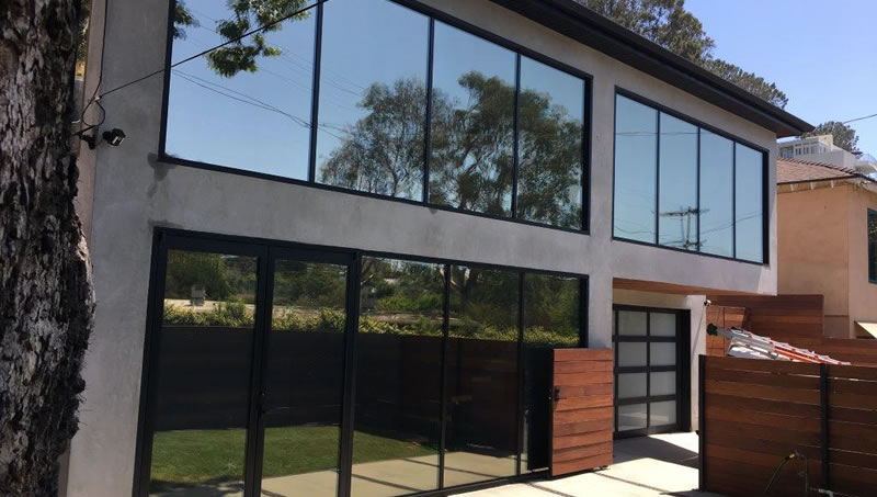 Residential Window Film Installations Santa Monica CA
